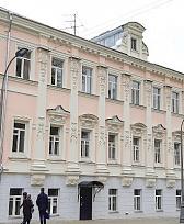 Главный дом городской усадьбы, XVIII в.
